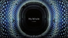 """""""My Whale"""" (inner revision)  interactive hexagonal installation. D MUSEUM…"""