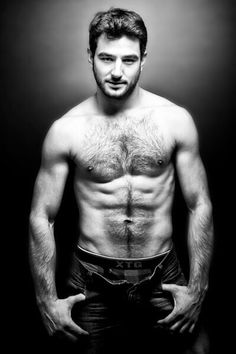 Antonio Velasquez Bautista (Born December 1981 in Granada, Andalucia, Spain) is a Spanish actor. Hairy Hunks, Hairy Men, Bearded Men, Hot Men, Hot Guys, Gay, Most Beautiful People, Male Photography, Hairy Chest