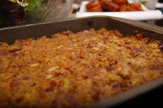 Puerto Rican Mofongo Stuffing | Always Order Dessert