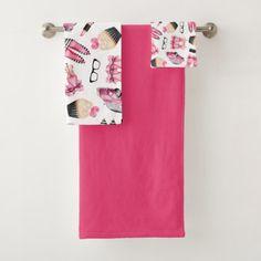 Drive Home Safe Fashion Towel Set  $52.73  by JoSunshineDesigns  - custom gift idea