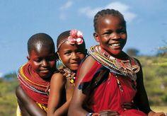 Cute kids #africa