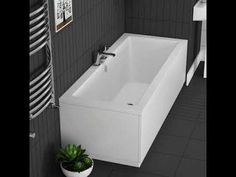 A new experience with straight bath panels around bathtubs Bathroom Suites Uk, Cloakroom Suites, Royal Bathroom, Toilet Suites, Bifold Shower Door, Shower Doors, Straight Baths, Quadrant Shower Enclosures, Shower Trays