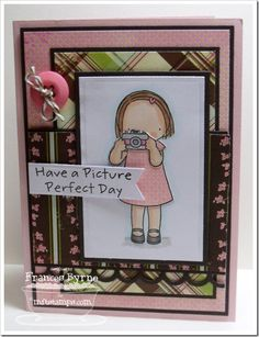PI Little Shutterbug - Frances Byrne