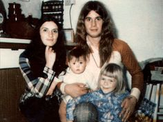 The Osbourne family are a force to be reckoned with. Through thick and thin, the family has pulled through and remained a close knit unit. Ozzy Osbourne Black Sabbath, Ozzy Osbourne Family, Long Beach, Weekender, Ozzy Osbourne Quotes, Hard Rock, Babe, Wife And Kids, Celebrity Photography