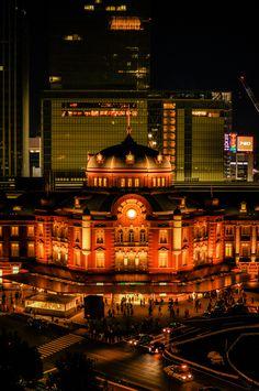 http://www.greeneratravel.com/ Green Era Travel - Cambodia Tour Operator Tokyo Station, Japan © cashipan 東京駅