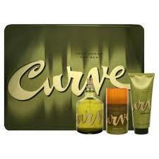 curve body gift set for MEN