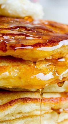 The Best Pancakes I've Ever Made #bestbuttermilkpancakesrecipe