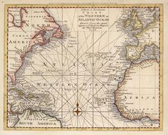 By 1788 the world was beginning to take shape