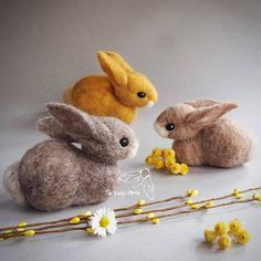 Felting is an easy way to make your own amazing creations using wool and a felting needle.