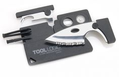 Tool Logic Credit Card Companion | Cool Gadgets For Men