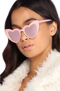 STORY  Fashion Crystal Lover Heart Glitter Sunglasses Women Men  Designer Cat...
