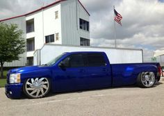 Slammed Dually..
