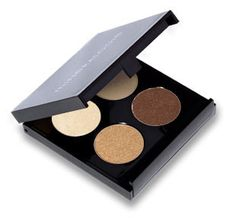 Quad Pressed Eye Shadow Compact #2 from Mineralogie