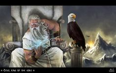Zeus by ~DarioJart on deviantART