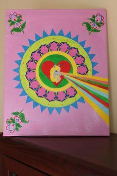 Anioł Kosmicznej  Energii - : Mandala światła miłości
