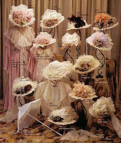 Victorian Ladies Hats   catalog/Ladies Victorian Hats 1.jpg