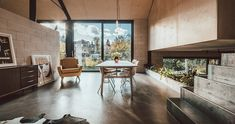 ultra-contemporary house - CODA Bespoke is a Sheffield-based architectural firm that produces two stunning and ultra-contemporary house designs for twins Nik and Jon Daughtry.