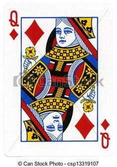 king and queen of diamonds