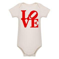 Love Infant Creeper Body Suit