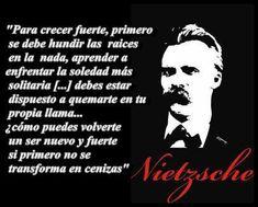 Nietzsche sobre la soledad.