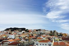 Views from the Arch of Rua Augusta, Lisbon, Portugal by Katherine Kneier AFAR Staff