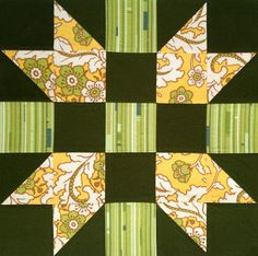 Starwood Quilter: Father's Choice Quilt Block and a Song for Sunday