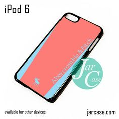Abercrombie And Fitch Mix Color YP 1 iPod Case For iPod 5 and iPod 6