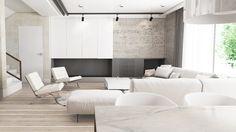 Dom w stylu modern | Opole | architektura i architektura wnętrz | troomono
