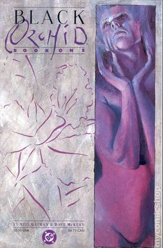 Black Orchid (1988 1st Series) 1