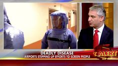 What are Your thoughts on how the #EbolaOutbreak is being handled? Let me know. #ebola #news