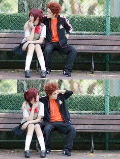 cosplay Gou & Seijuro