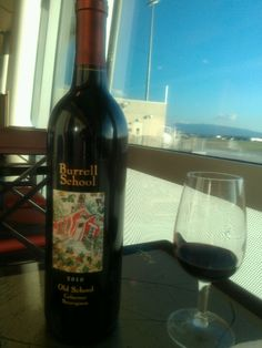 Another yummy wine discovered. Cab made in Los Gatos. Mar. 28