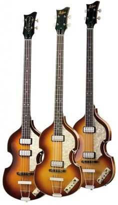 "Höfner Renames ""Beatle Bass"" Reissue Line of Basses – No Treble Guitar Guy, Cool Guitar, Guitar Tabs, Beatles Bass, The Beatles, Vintage Electric Guitars, Vintage Guitars, Piano, Zero Hour"
