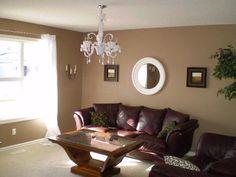 benjamin moore alexandria beige  for my living room