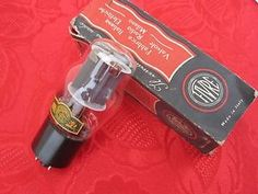 1 tube 5V4G FIVRE 5V4 G BLACK BASE YELLOW LABEL TEST 60/60 (45=100%) (~GZ34) BOX | eBay