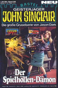 John Sinclair Nr. 246: Der Spielhöllen-Dämon