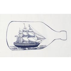 Ship in a Bottle. maybe have the water spilling out into waves Cool Tattoos, Awesome Tattoos, Object Photography, Maritime Museum, Model Ships, Wire Art, Art Object, Tattoo Inspiration, Tea Towels