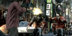Yakuza 5 Yakuza 4 and Yakuza Dead Souls coming toPSN - Sega hasn't given up on bringing its Japanese mafia-themed franchise to the West after all, with Yakuza 5 getting it's first UK release.
