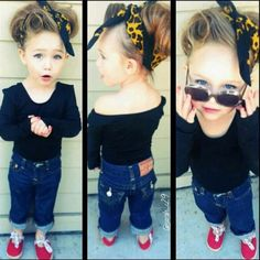 Rockabilly Kids-Rockabilly Fashion-Little Girl Outfits-Kid Fashion-Children Fashion