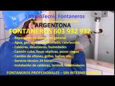 Fontaneros Argentona 603 932 932