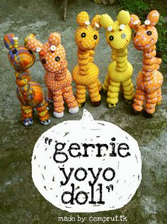 Yoyo  crafts | ... peoples... may i introduce to you my fav yoyo doll that i ever made