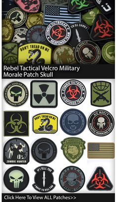 Rebel Tactical Velcro Military Morale Patches (:Tap The LINK NOW:) We provide the best essential unique equipment and gear for active duty American patriotic military branches, well strategic selected.We love tactical American gear Tactical Life, Tactical Survival, Tactical Gear, Velcro Patches, Cool Patches, Badges, Armas Airsoft, Paintball Gear, Paintball Field
