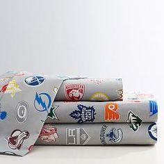 Hockey Bedding & NHL Bedding | PBteen