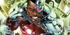 REPORT Ray Fisher to Play Cyborg in Man of Steel Sequel - The still-untitled 2016 Batman/Superman film has reportedly added another superhero: Cyborg, to be played by Ray Fisher.