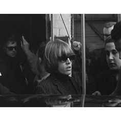 Brian Jones and his bad, bad shades!