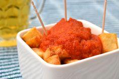 Us en llepareu els dits!: Patates braves