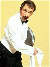 Manuel from Faulty Towers - Andrew Sachs