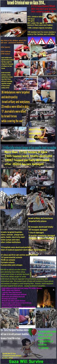 Gaza After Israeli War