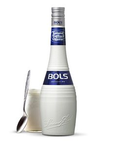 Bols Natural Yoghurt Liqueur - made with fresh yogurt, can be used straight, on rocks, excellent in cocktails and mixed drinks and delicious when poured on fruit and other desserts.