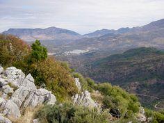 Parque Natural de Sierra de las Nieves © Robert Bovington